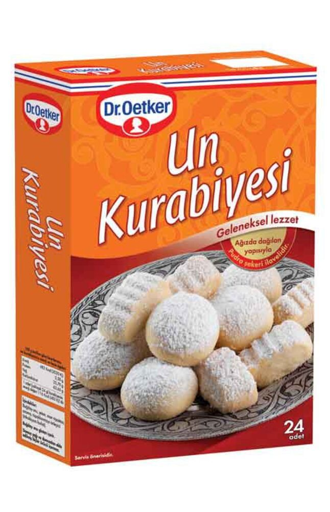 Image for Dr.Oetker Un Kurabiyesi 450 Gr from Bursa