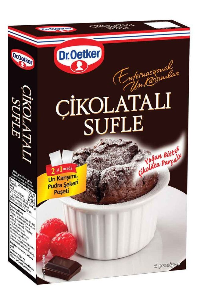 Image for Dr.Oetker Çikolatalı Sufle 180 Gr from Bursa