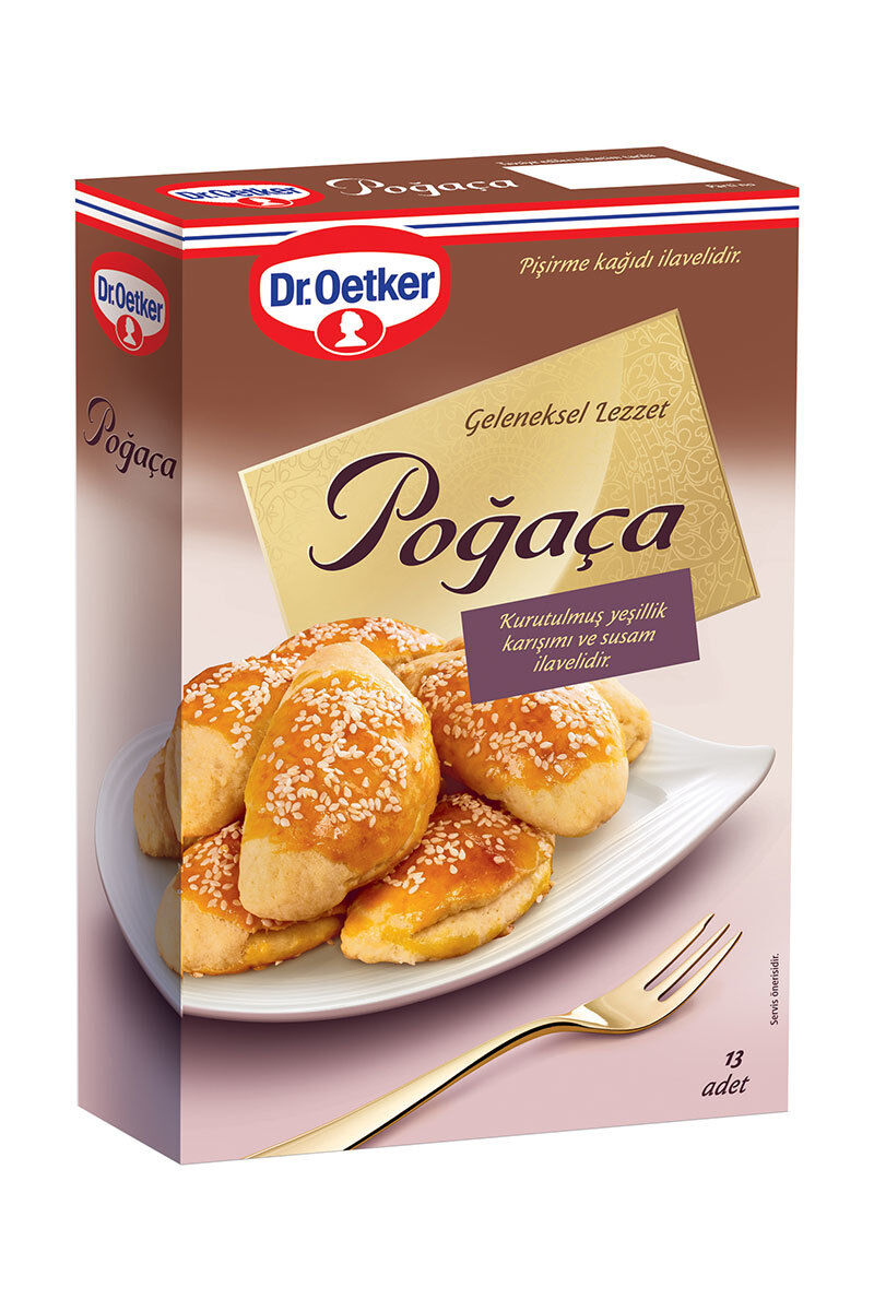 Image for Dr.Oetker Poğaça 252 Gr from İzmir