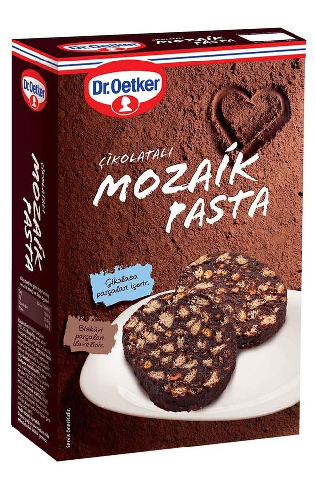 Image for Dr.Oetker Mozaik Pasta 262 Gr from Kocaeli