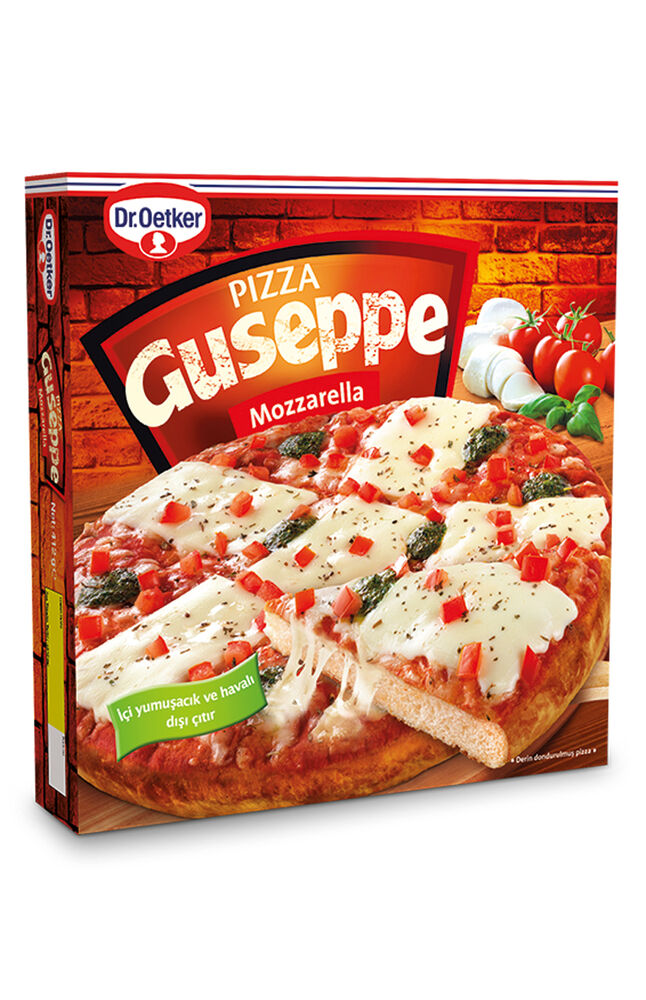 Image for Dr.Oetker Guseppe Pizza 405 Gr Mozerella from Bursa