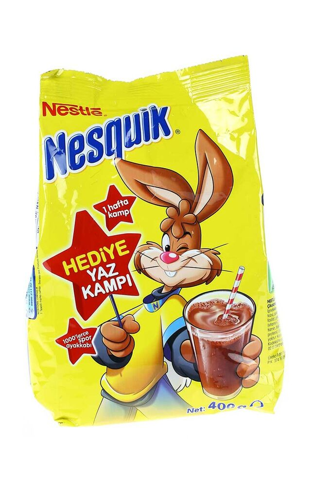 Image for Nestle Nesquık Toz 400Gr Eko Toz İçecek from Bursa