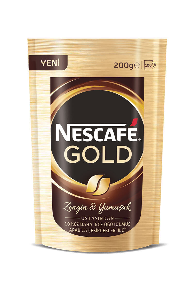 Image for Nescafe Gold Yedek 200Gr from Kocaeli