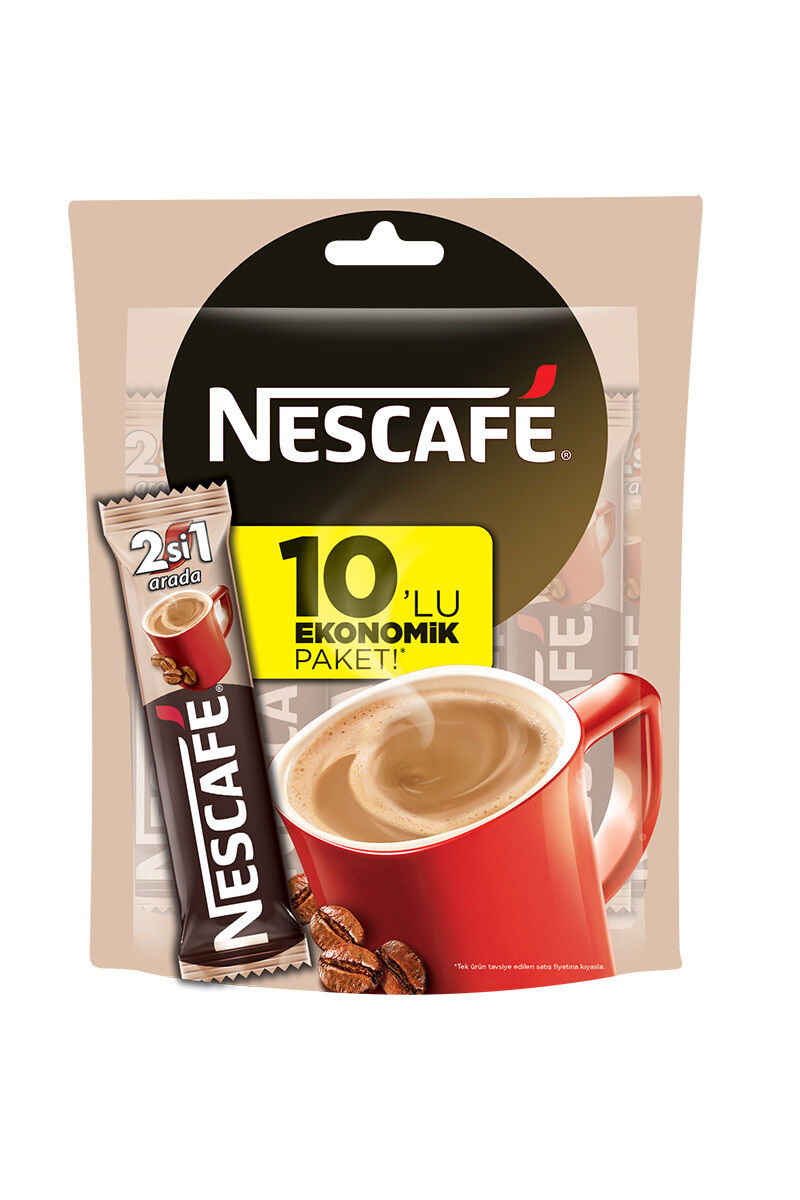 Image for Nescafe 2 Sı 1 Arada 10'Lu from Kocaeli