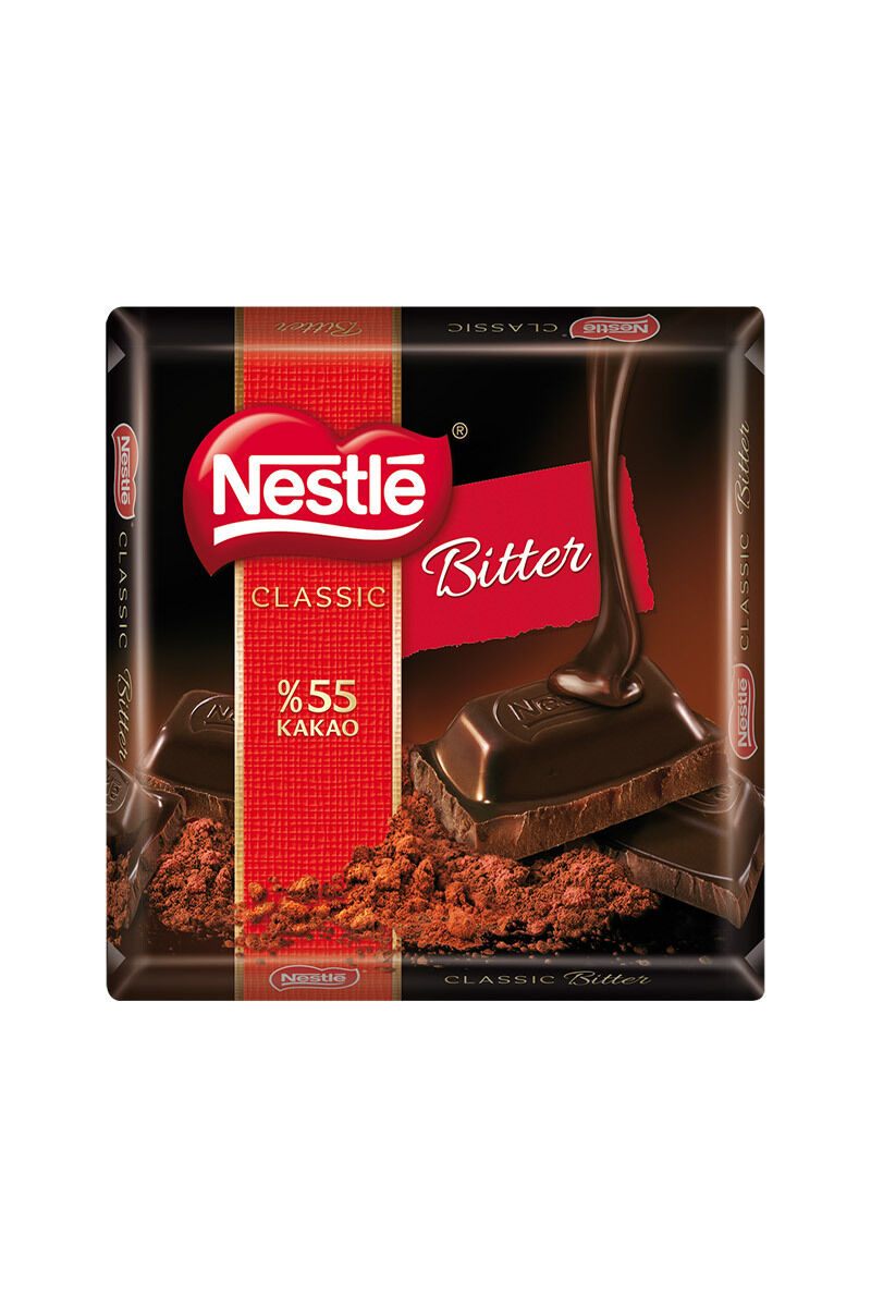 Image for Nestle Çikolata Bitter 80 Gr Kare from İzmir