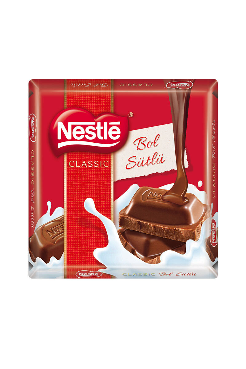 Image for Nestle Çikolata Sütlü 80Gr Kare from Bursa