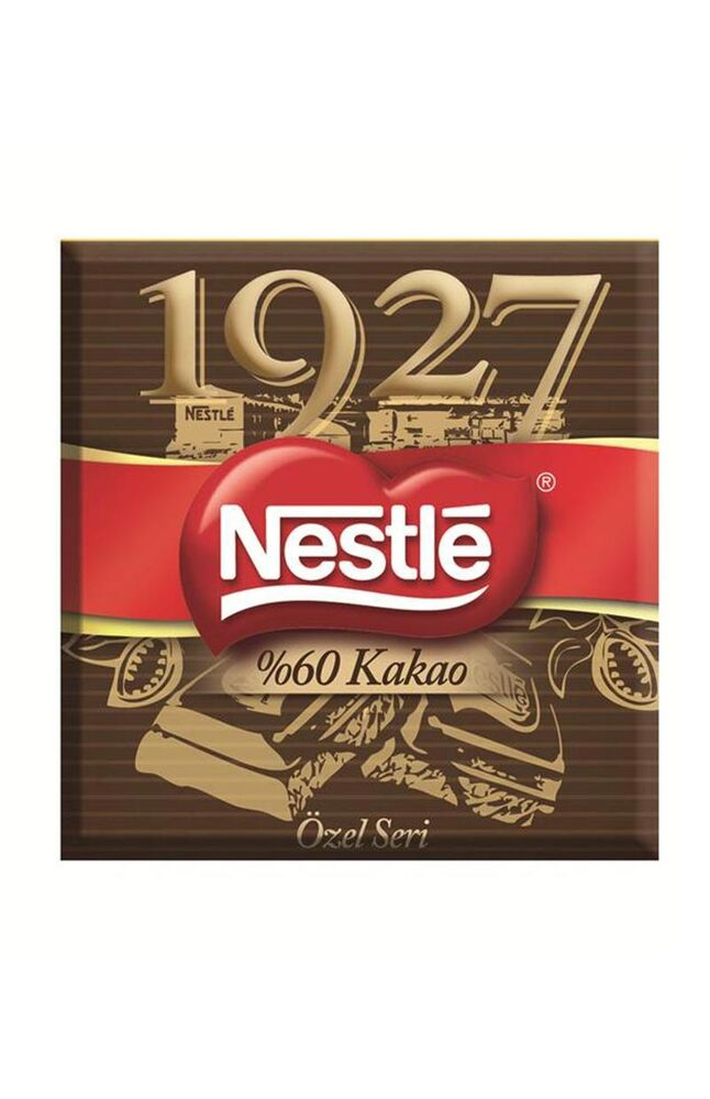 Image for Nestle 1927 Çikolata %60 Kakao 80 Gr from Kocaeli