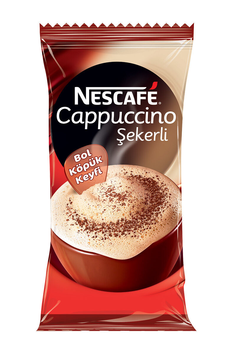 Image for Nescafe Cappuccıno 14.5 Gr Şekerli from Antalya