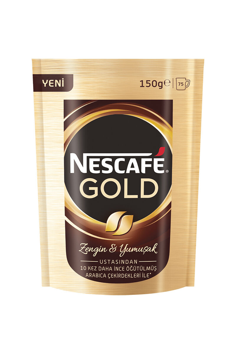 Image for Nescafe Gold Yedek 150Gr from İzmir