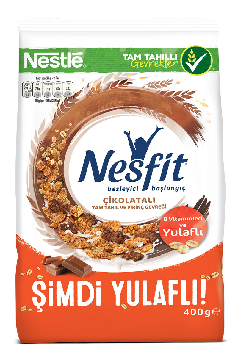 Image for Nestle Nesfit Çikolatalı 400 Gr from Bursa