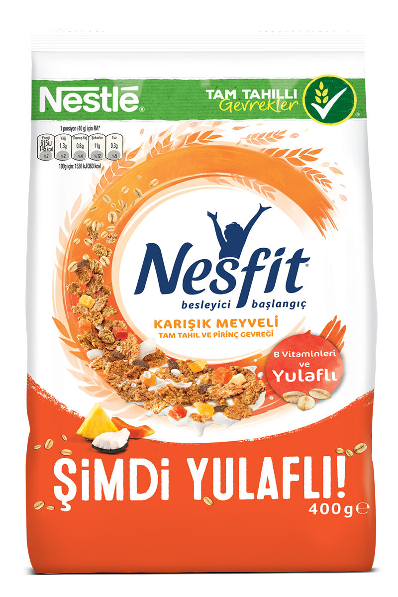 Image for Nestle Nesfit Meyveli 400 Gr from Kocaeli