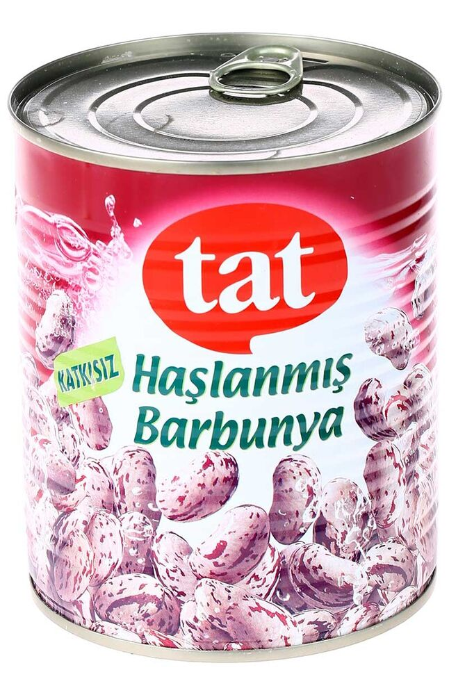 Image for Tat Haşlanmış Barbunya 850 Gr from Antalya