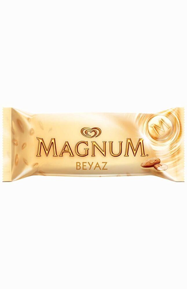 Image for Algida Magnum Beyaz Büyü 100 Ml from Antalya