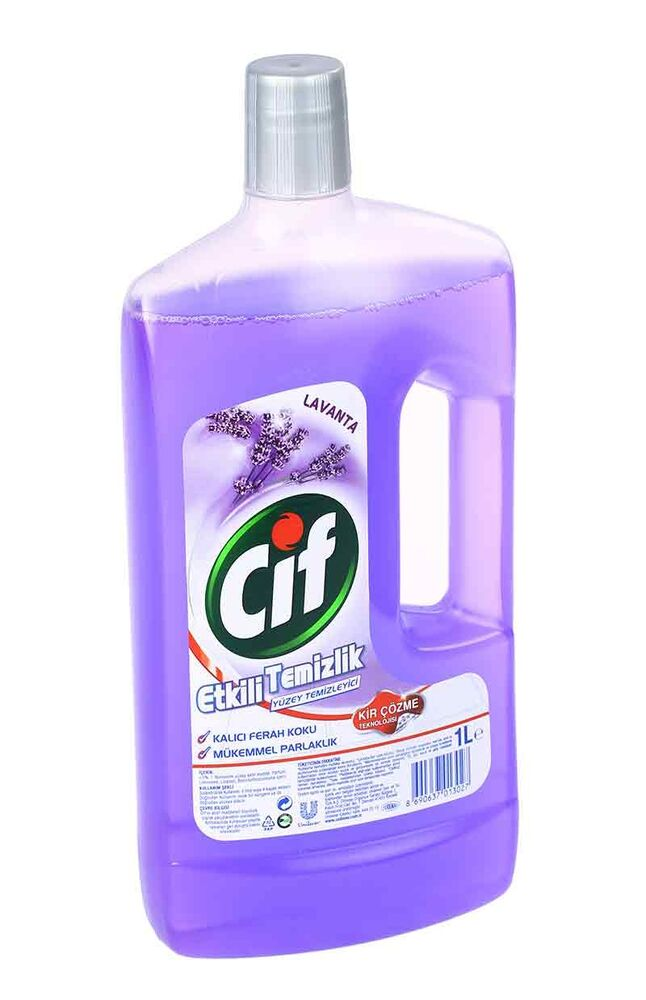 Image for Cif Oksi Jel 1 Litre Lavanta from İzmir