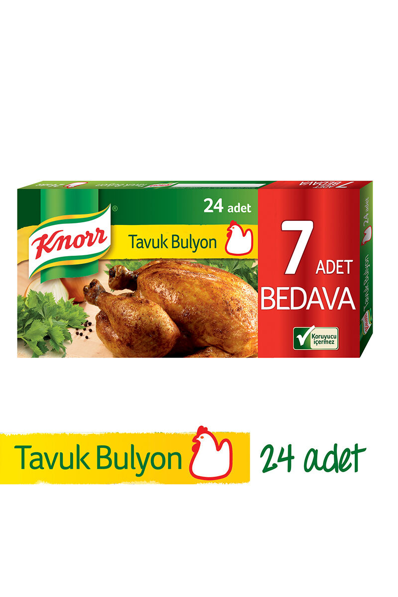 Image for Knorr Tavuk Bulyon 240 Gr from İzmir