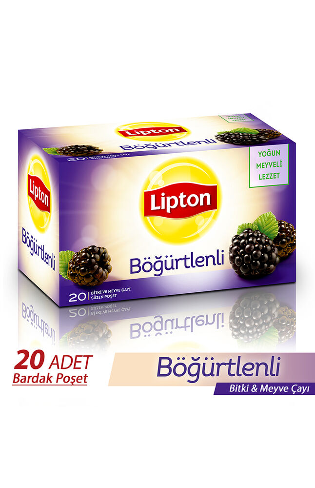 Image for Lipton Böğürtlen Çayı 20'li from İzmir