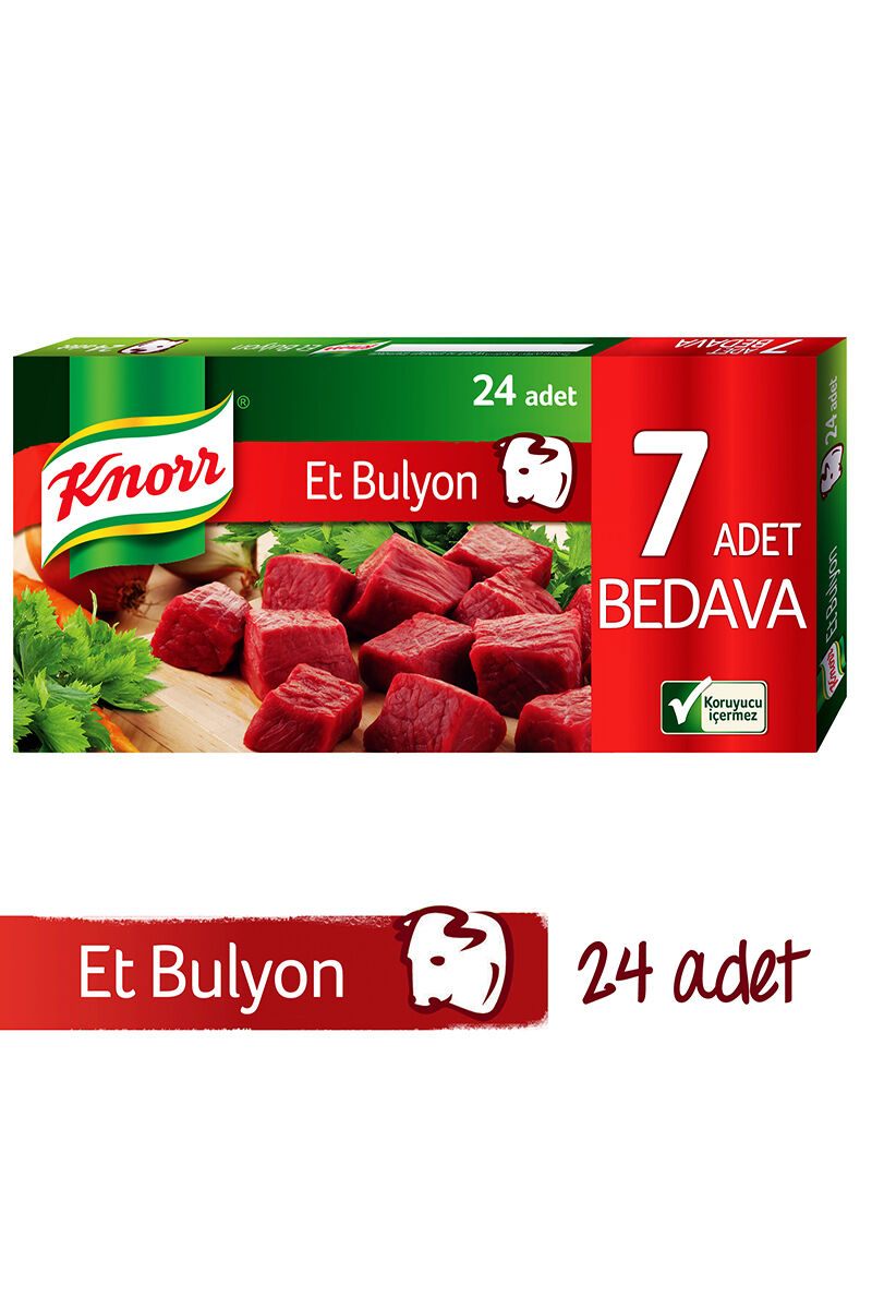Image for Knorr Et Bulyon 240 Gr from Antalya