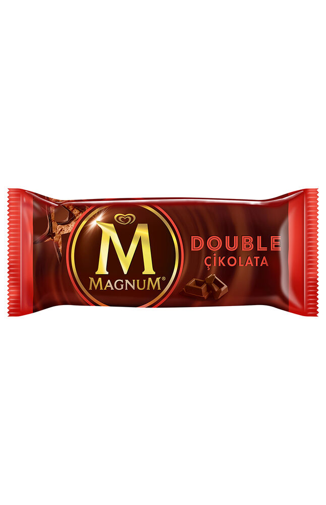 Image for Algida Magnum Double Çikolatalı 110 Ml from Eskişehir
