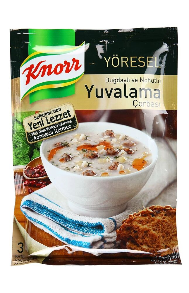 Image for Knorr Çorba Yuvalama 80 Gr from Bursa