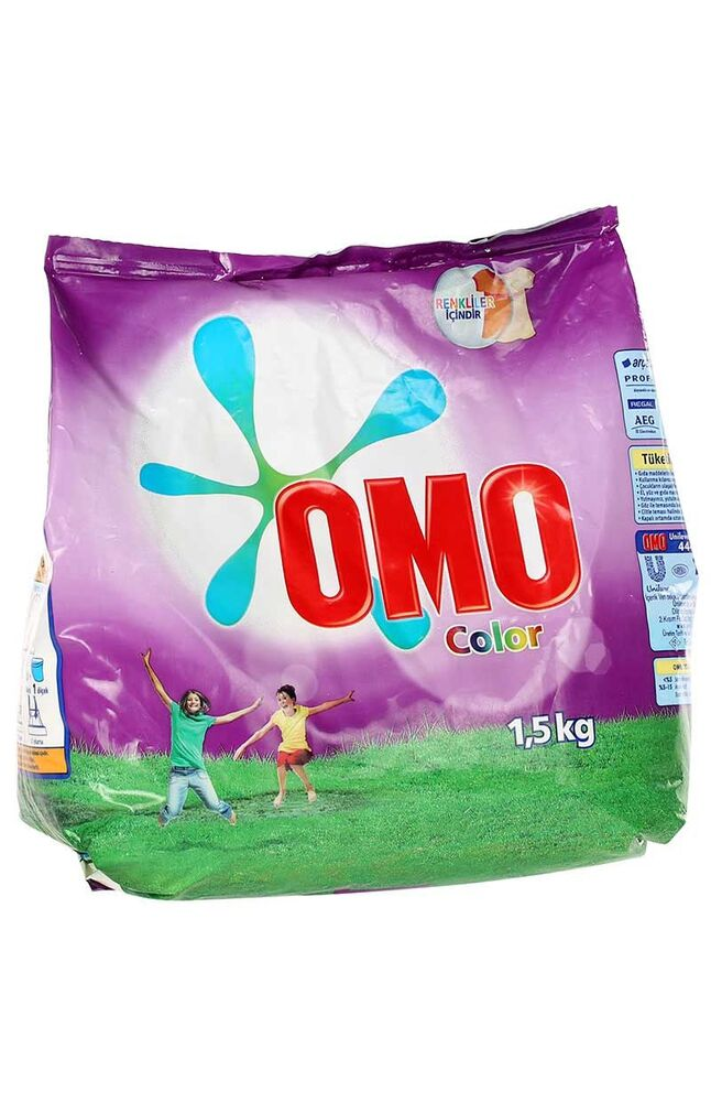 Image for Omo 1.5 Kg Çamaşır Deterjanı Color from Bursa