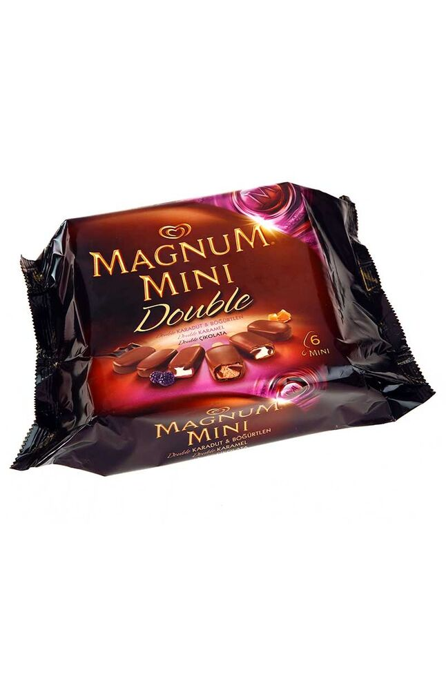 Magnum Mini 360 Ml Karadut Karamel Ve Çikolatalı
