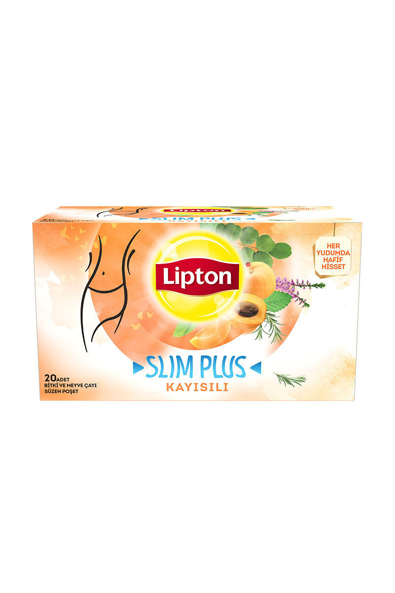 Image for Lipton Form Plus Çayı 20'li Kayısılı from Bursa