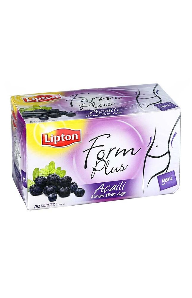 Image for Lipton Form Plus Çayı 20'li Açaili from Bursa