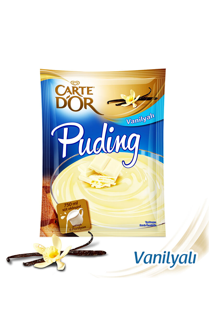 Image for Carte Dor Vanilyalı Puding 122 Gr from Bursa