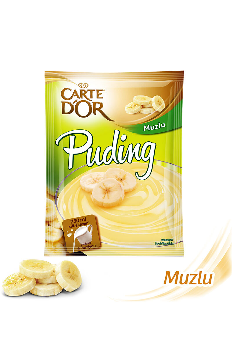 Image for Carte Dor Muzlu Puding 122 Gr from Bursa