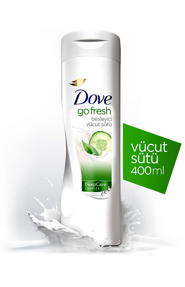 Dove Losyon 400Ml Go Fresh Nourishment