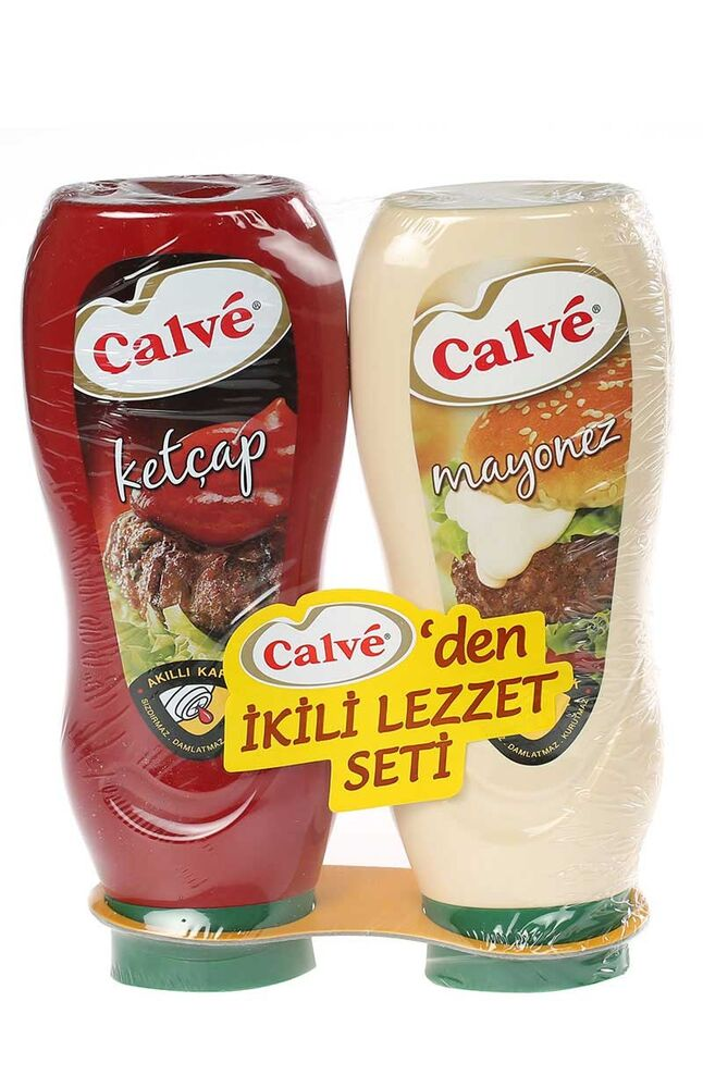 Image for Calve Ketçap 700 Gr + Mayonez 600 Gr from İzmir