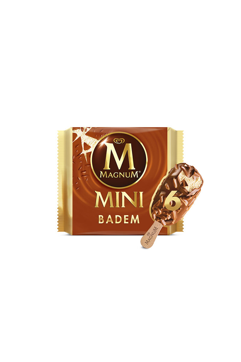 Image for Magnum Mini 360 Ml Klasik Bademli Beyaz Çikolatalı from Bursa
