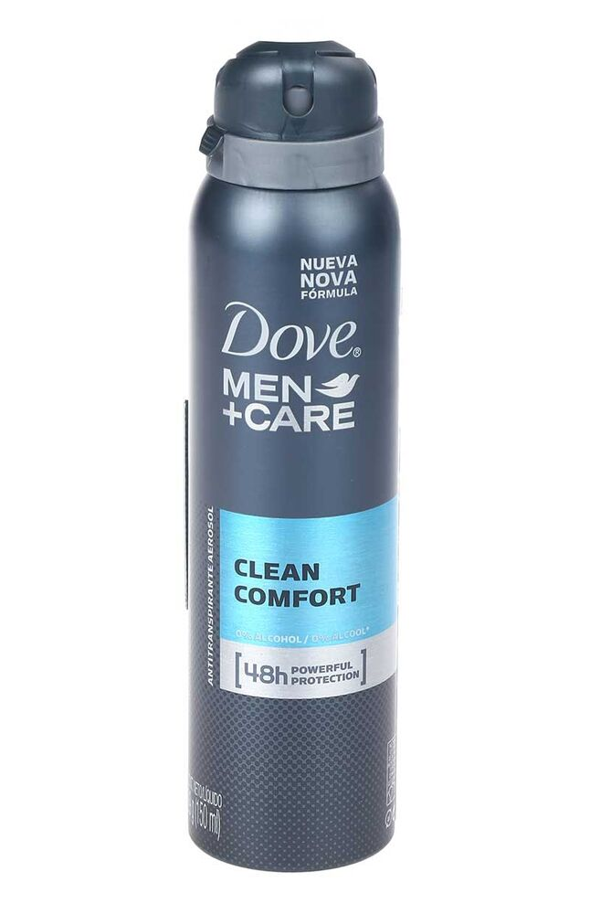 Dove Deodorant 150Ml Clean Comfort Men