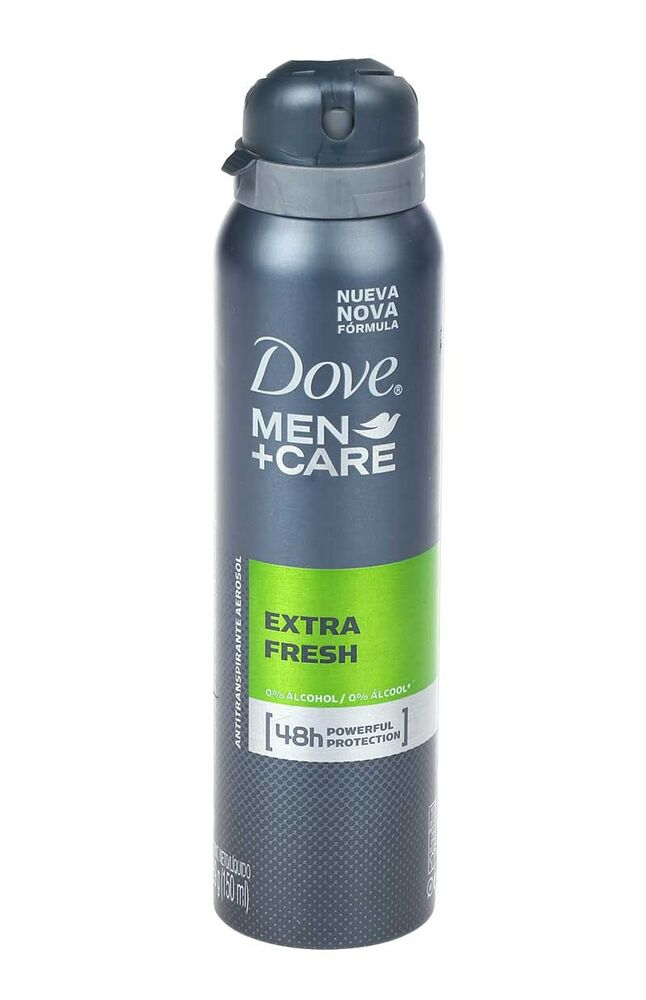 Dove Deodorant 150Ml Extra Fresh Men
