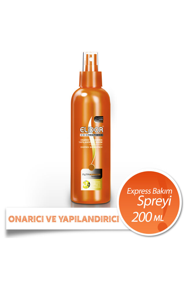 Image for Elidor 200 Ml Sıvı Saç Kremi Işıldayan Parlaklık from Bursa