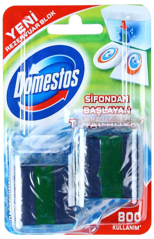 Image for Domestos Rezervuar Blok Dağ Esintisi 110 Gr from Bursa