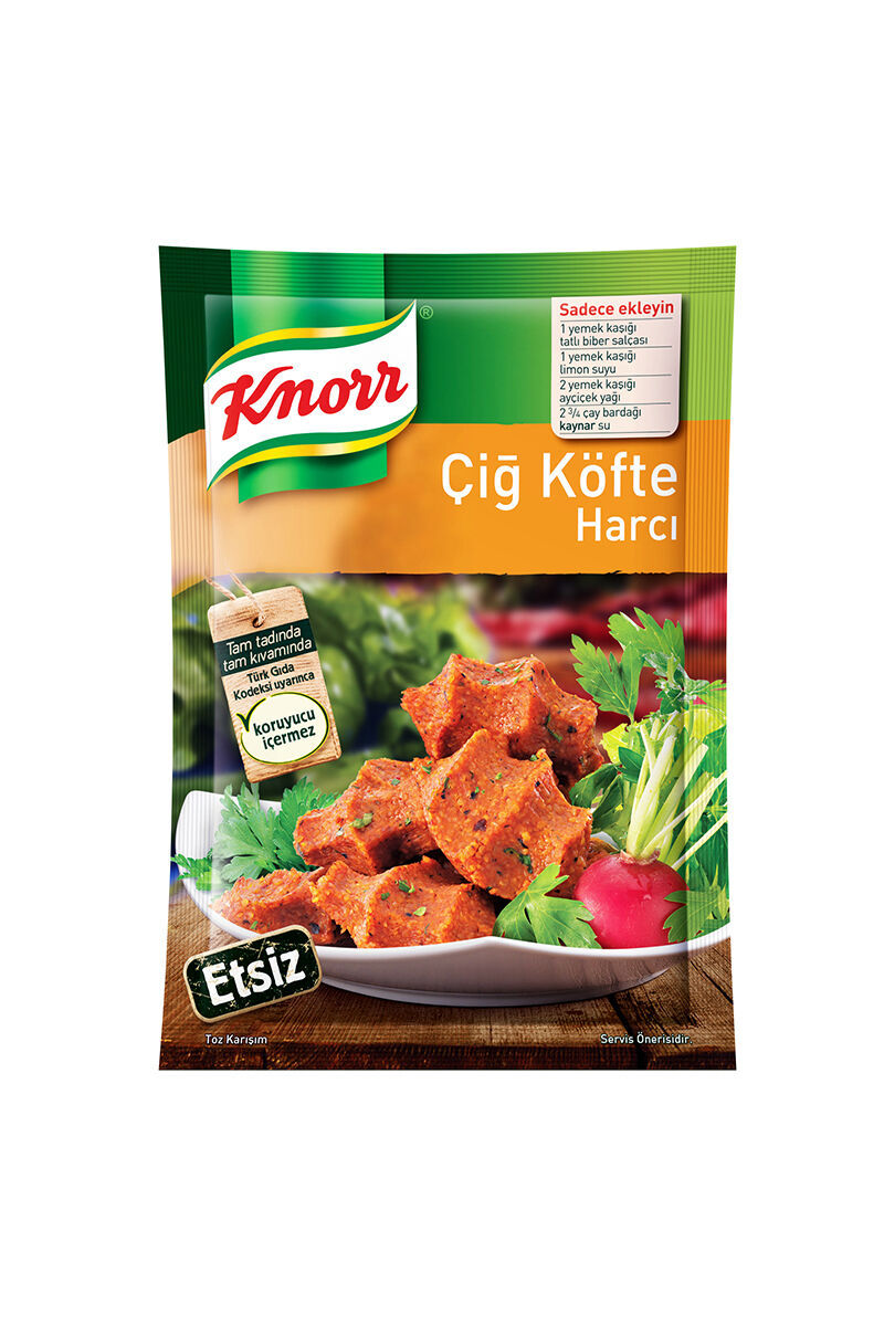 Image for Knorr Çiğ Köfte Harcı 150 Gr from Bursa