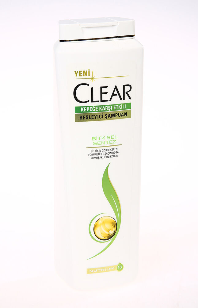 Image for Clear 650Ml Şampuan Women Bitkisel Sentez from İzmir