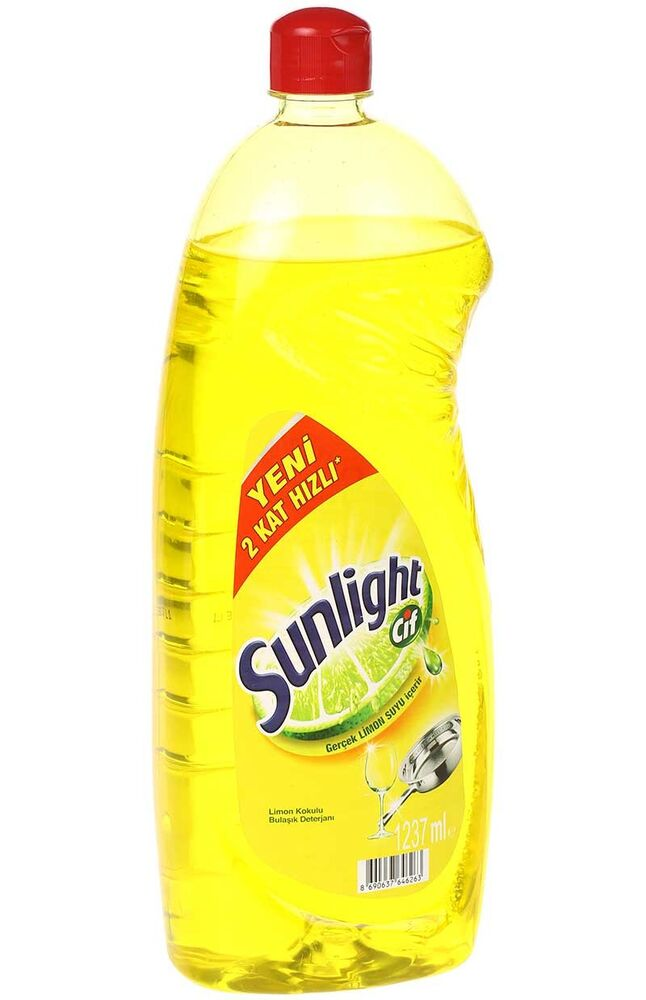 Image for Cif Bulaşık Deterjanı 1237 Ml Sarı Limon from Bursa