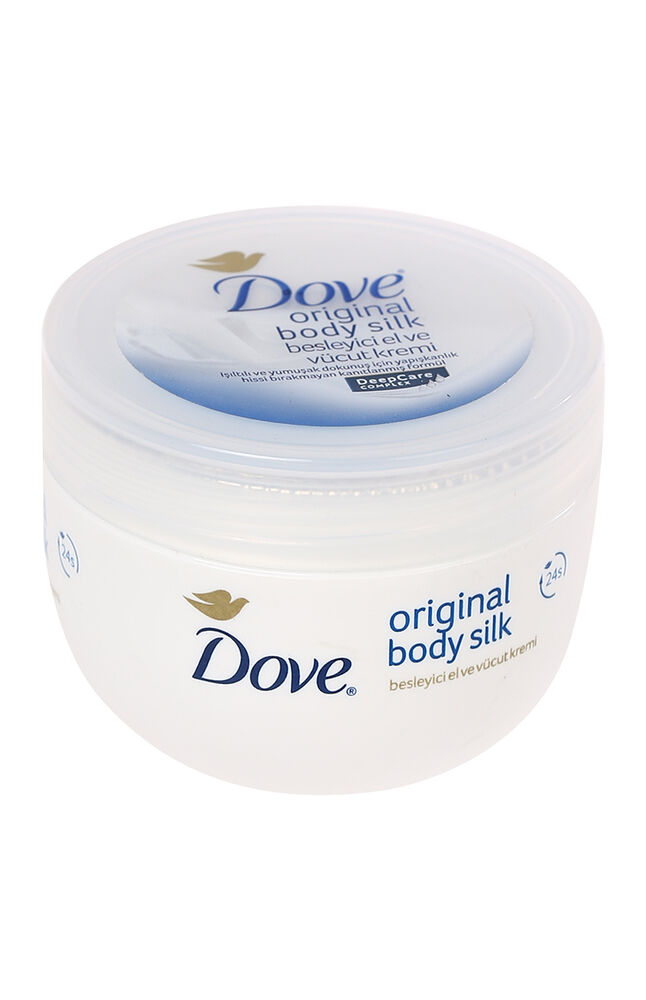 Dove Body Silk 150 Ml Original