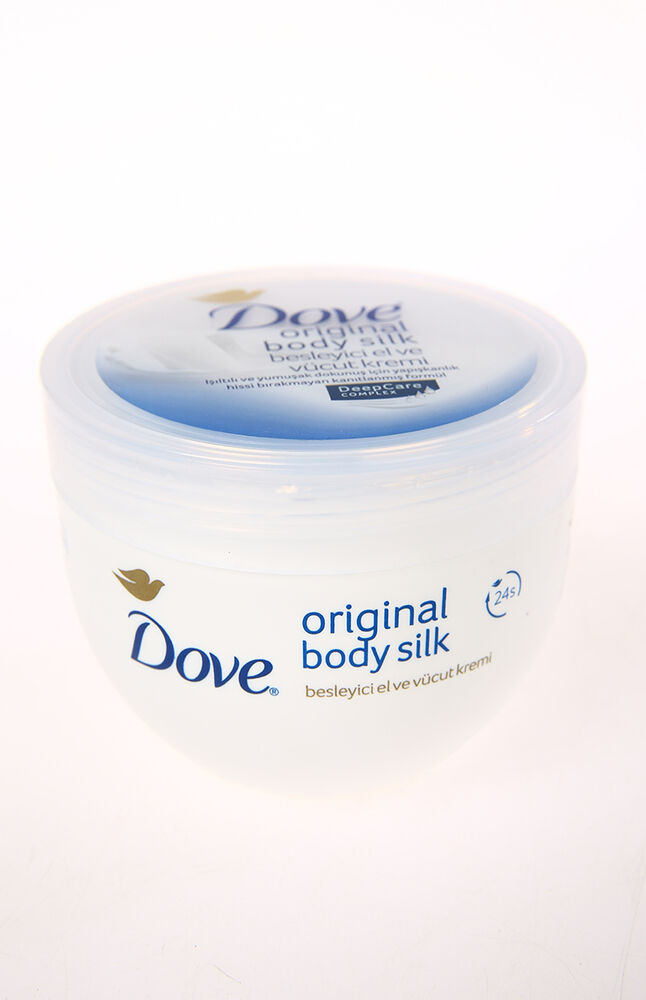 Dove Body Silk 300Ml Original