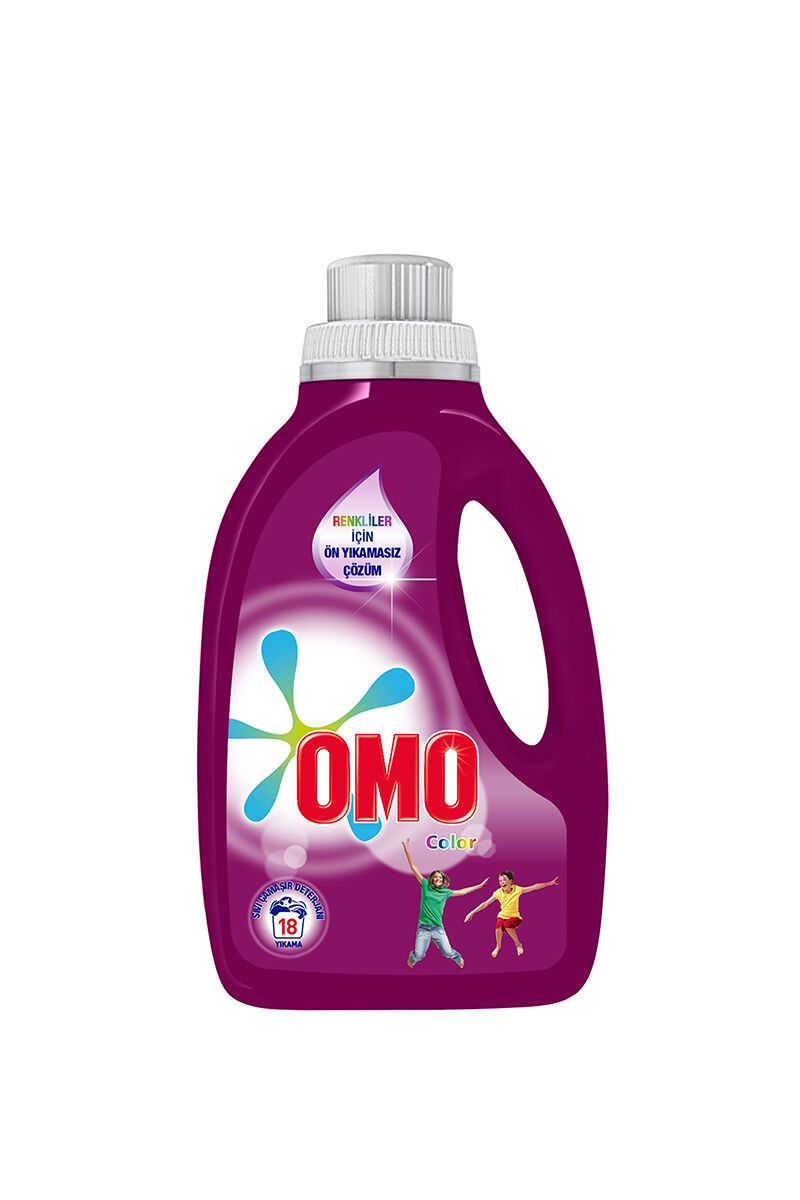 Omo Sıvı Color 1350 Ml 18 Yıkama