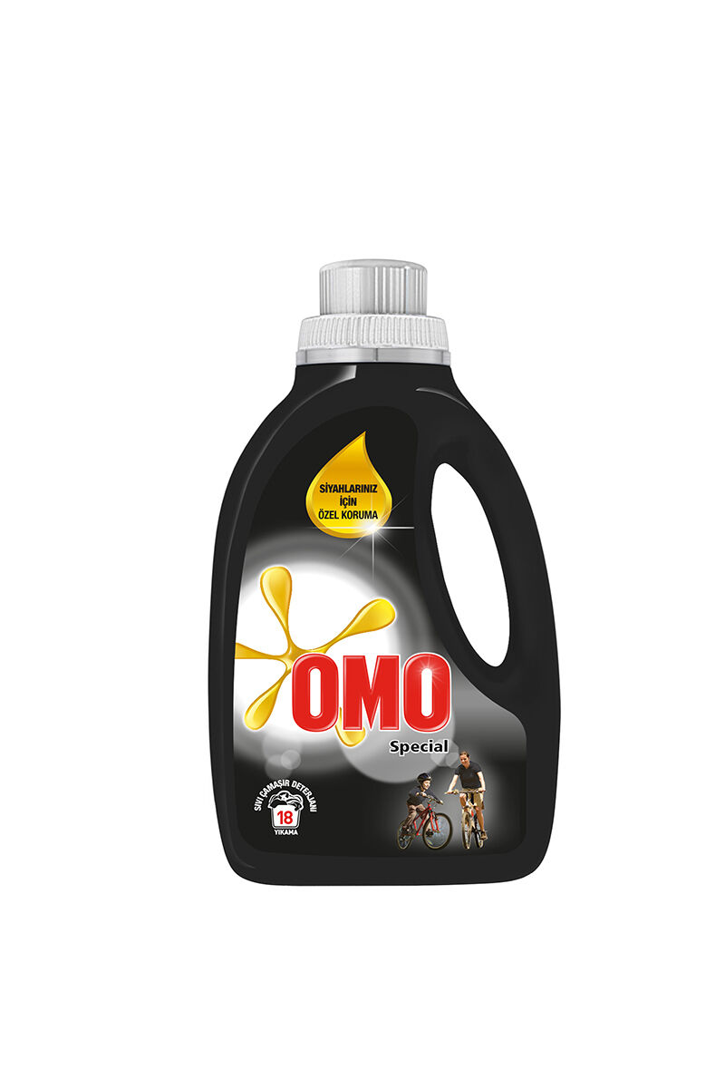 Image for Omo Sıvı Black 1350 Ml 18 Yıkama from Eskişehir