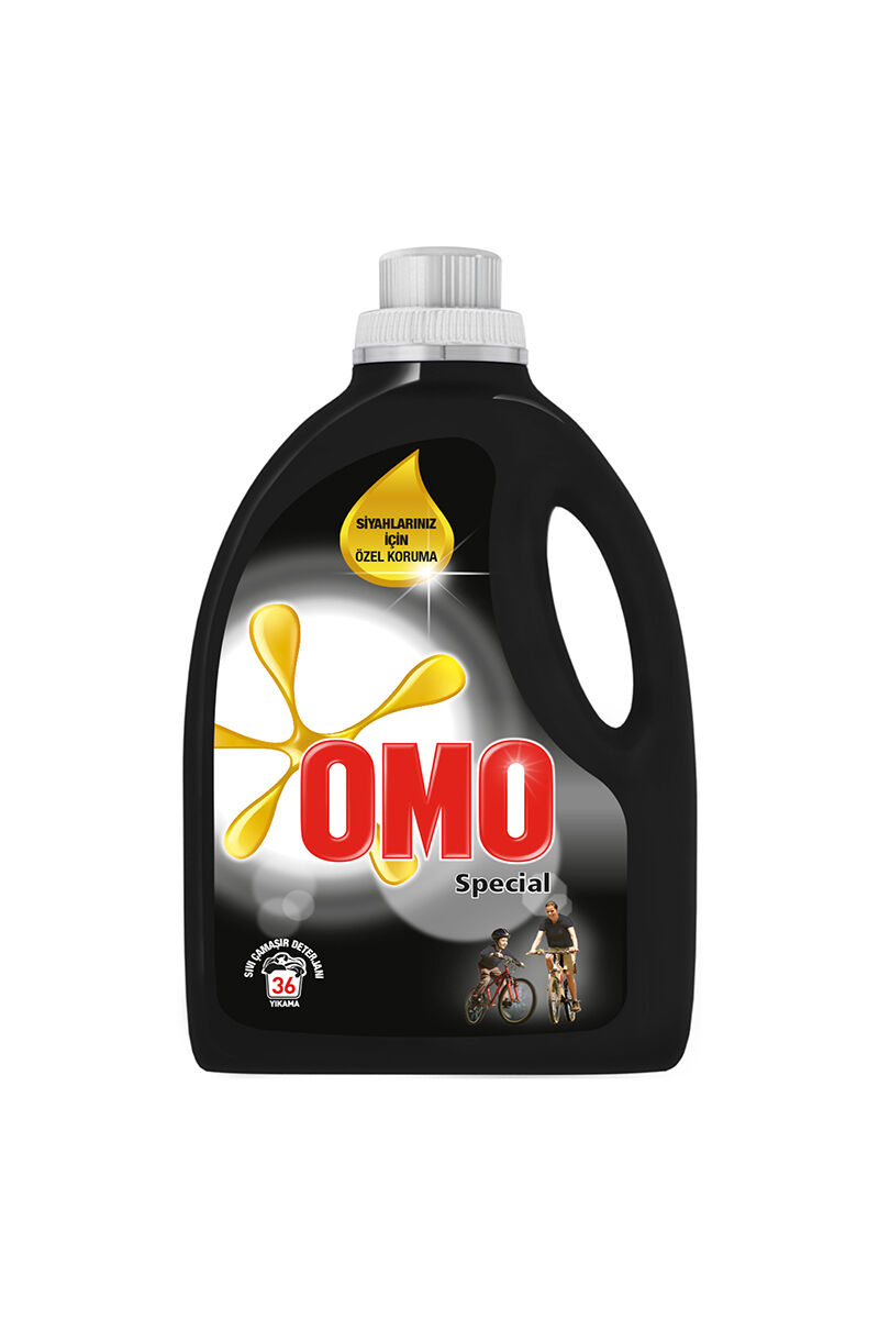 Image for Omo Sıvı Black 2700 Ml 36 Yıkama from İzmir