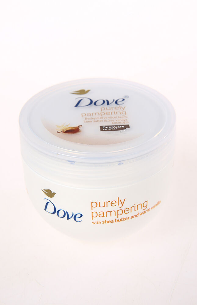 Dove Body Silk 150Ml Shea Butter