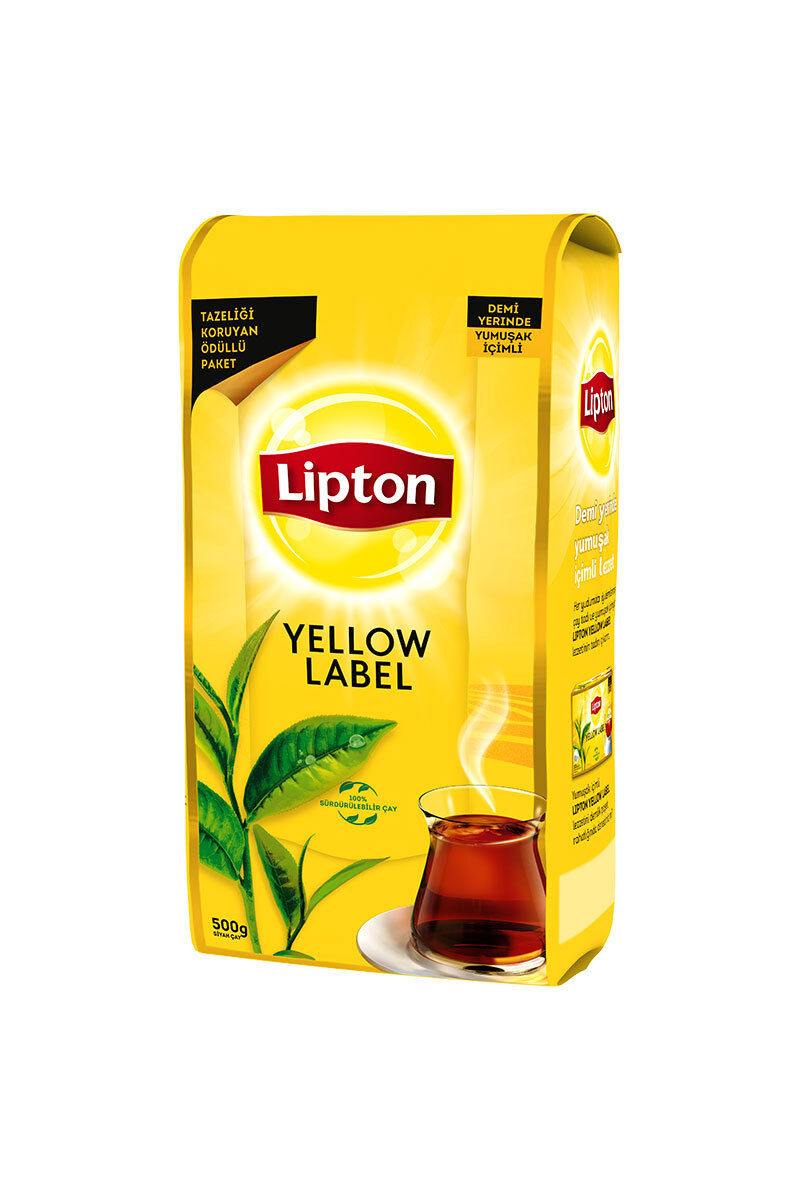 Lipton Yellow Label Çay 500 Gr