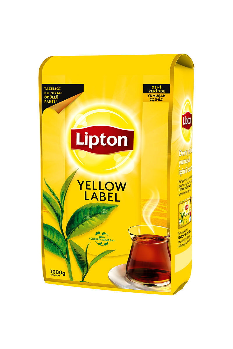 Lipton Yellow Label Çay 1 Kg