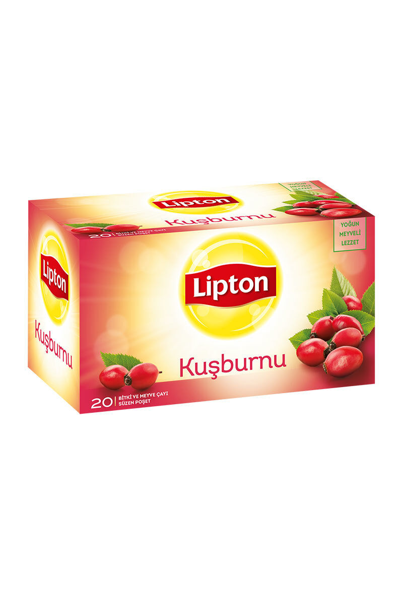 Image for Lipton Kuşburnu Çayı 20'li from Bursa
