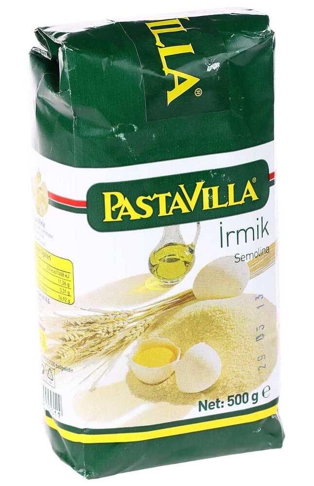 Image for Pastavilla İrmik 500 Gr from Kocaeli