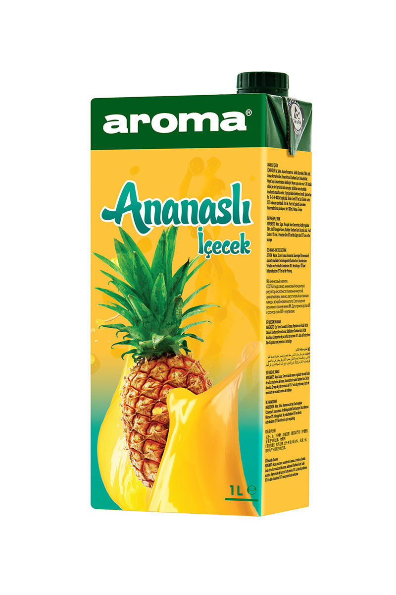 Image for Aroma Meyve Suyu 1Lt Ananas from Bursa